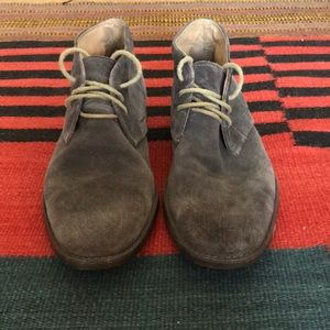 Men's Calvin Klein Suede Chukka Boots